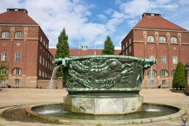 Стокгольмский университет. Швеция