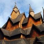 Традиционная архитектура Норвегии