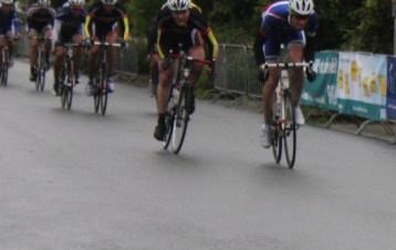 Florian gewinnt auch den dritten Wertungssprint