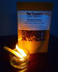 Nor'Eastern Herb Company, LLC - Smudging Incense and Palo Santo