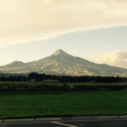 I forget the name of this volcano