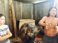 our shaman tour guide