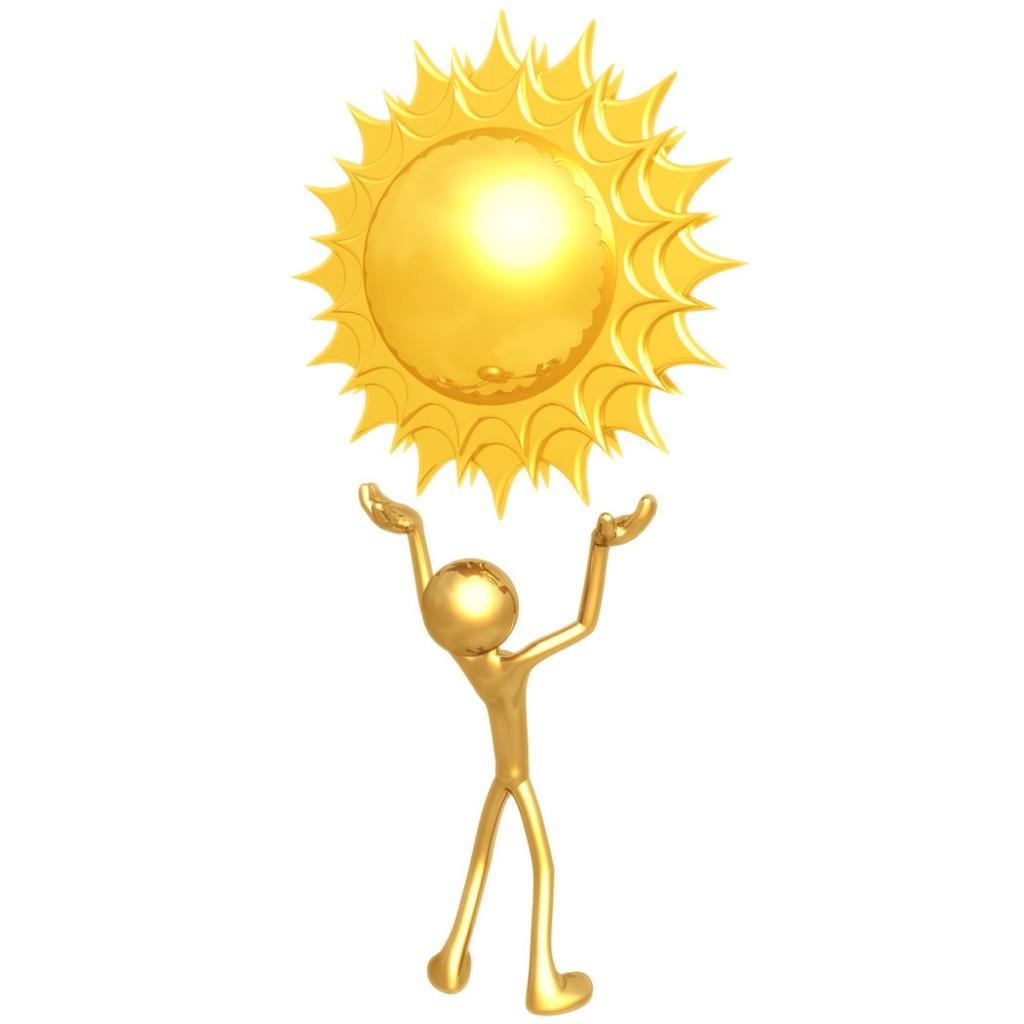brist på solljus