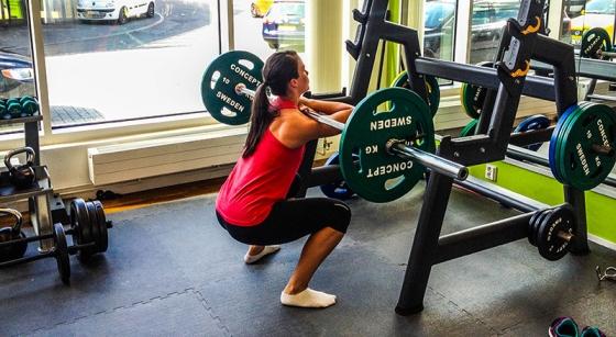 Jenter og styrketrening - det finnes ingen unnskyldninger