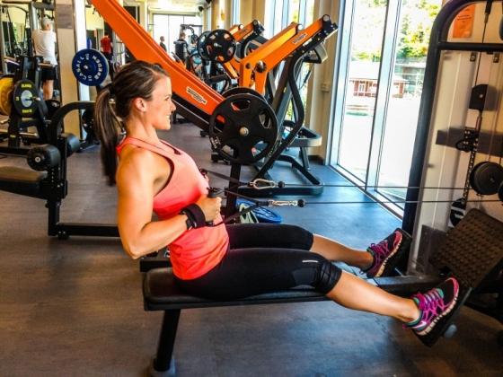 Var inte rädda för styrketräning tjejer!