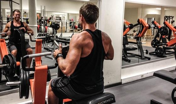träningsblogg