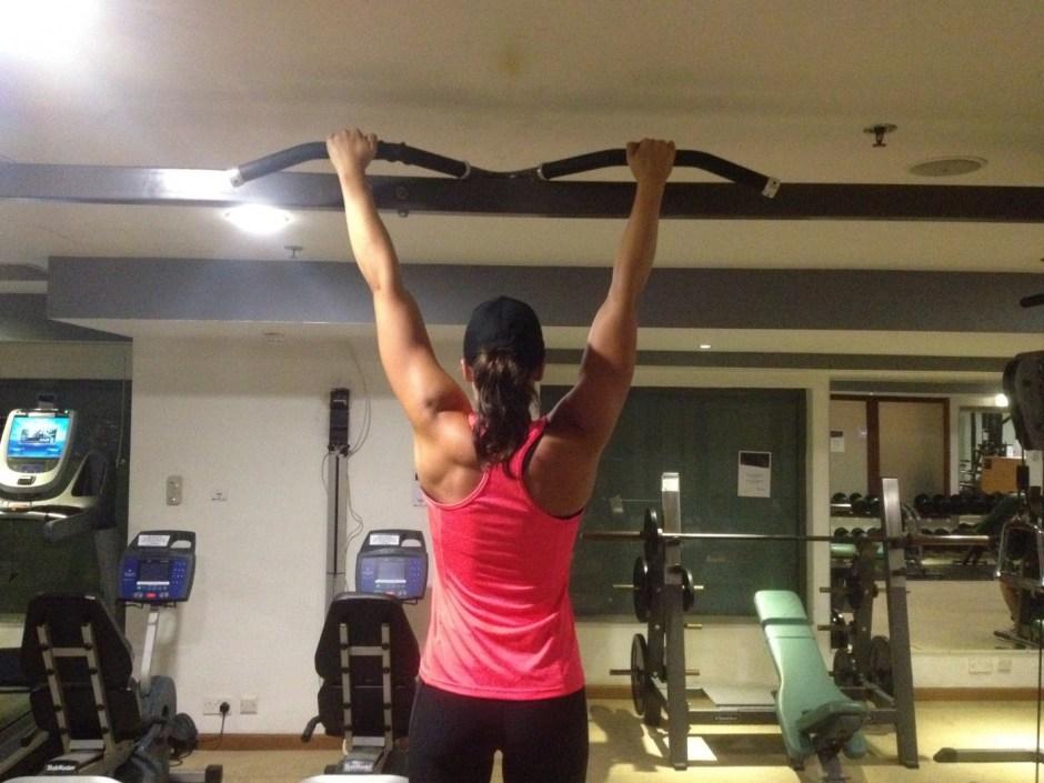 Hvordan bli sterkere i chins