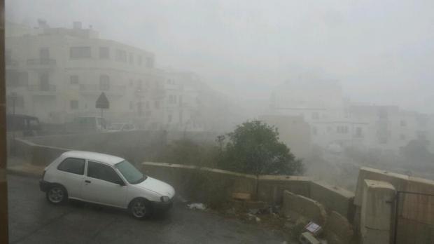 Malta Regn