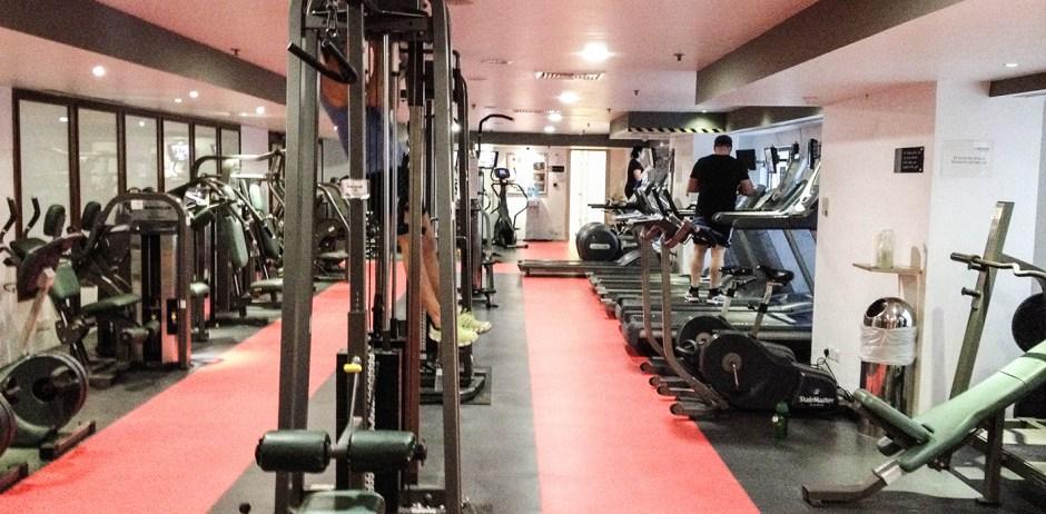 Le Merdien Gym