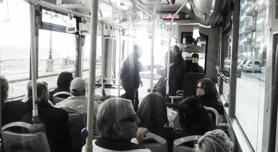 buss på malta