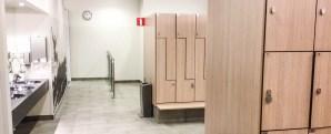 Omklädningsrum