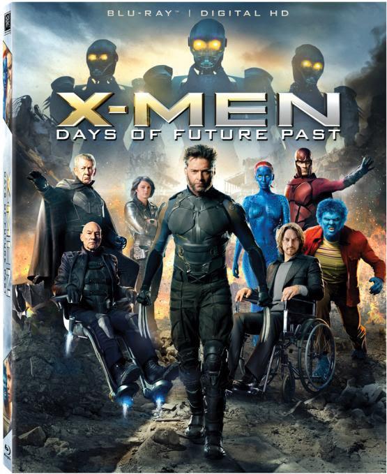 Xmen Days Of Future Past Suite : future, suite, X-MEN:, FUTURE, Arrives, Blu-ray, October, NoReruns.net
