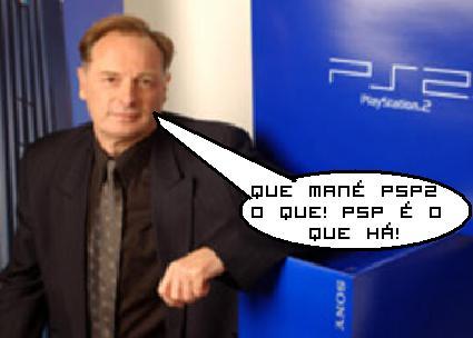 Presidente da Sony europeia desmente os boatos e quer vender PSP