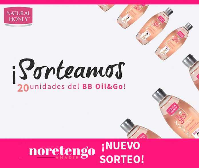 Sorteo Gratis Natural Honey 1 Copia
