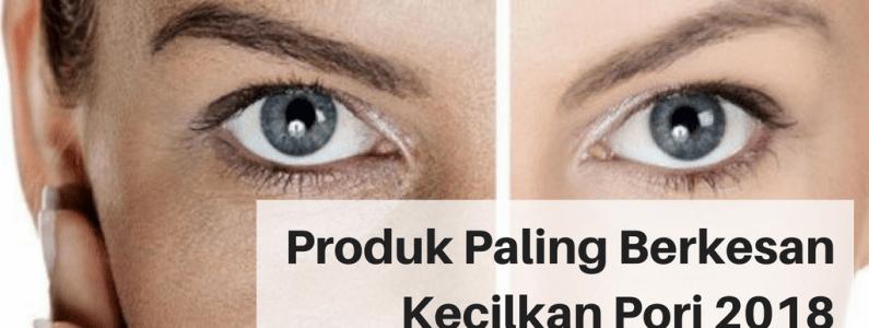 produk mengecilkan pori