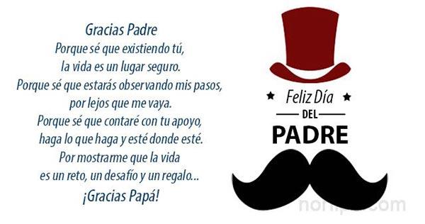 Frases Y Palabras Lindas Para Agradecerle A Papa