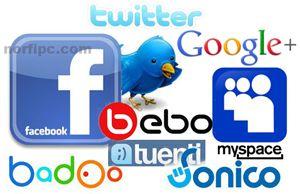 Las redes sociales más populares de internet
