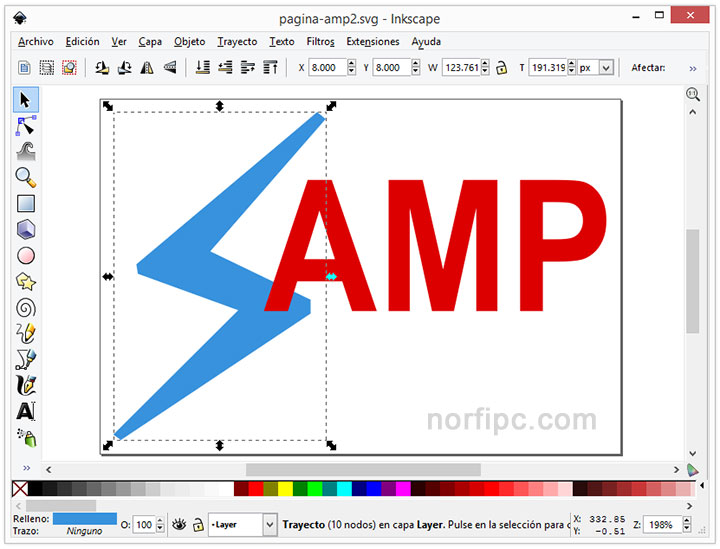 How To Convert A Jpeg To Svg In Inkscape - Resume Examples