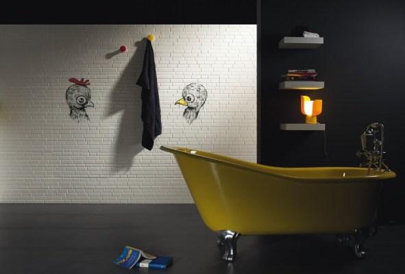 Mash-up dekoren fra Cooperativa Ceramica d'Imola