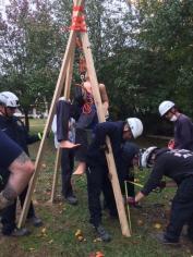 Norfolk County Tech Rescue Team training - 13