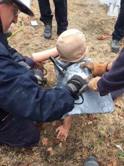 Norfolk County Tech Rescue Team training - 14
