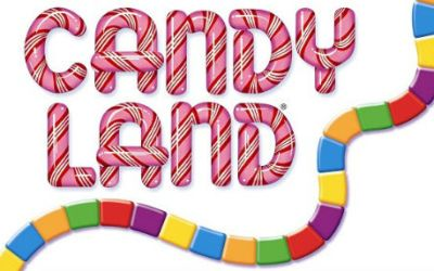 Giant Candy Land