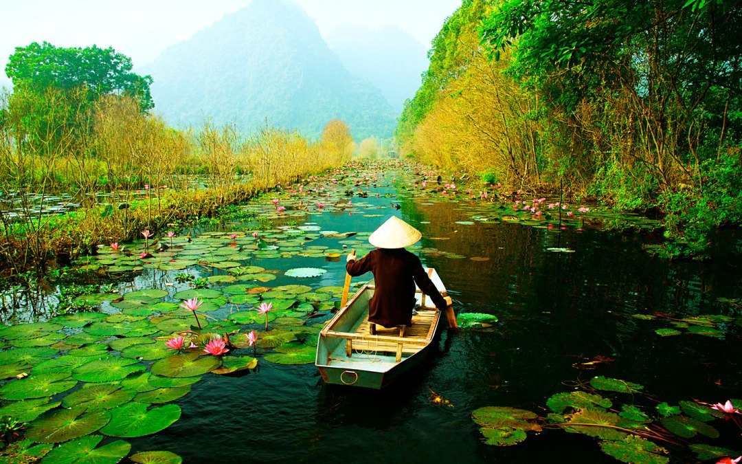Virtual Travel Talk: Vietnam