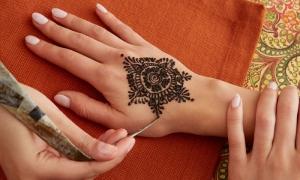 Henna Program for Teens