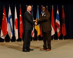 NSU Police Chief Graduates FBI National Academy