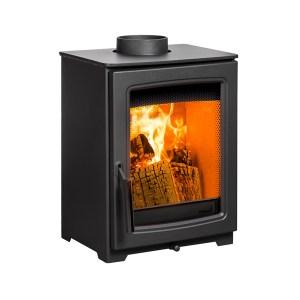 Image of Aspect 4 Compact Eco wood & multifuel stove