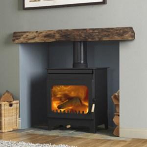 Image of Burley Brampton wood burning stove