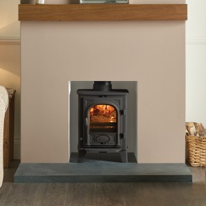 Image of Stockton 3 multifuel stove