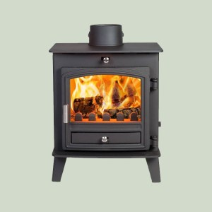 Image of Hunter Avalon 5 compact wood and multifuel stove