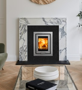 Image of Di Lusso R4 wood burning stove
