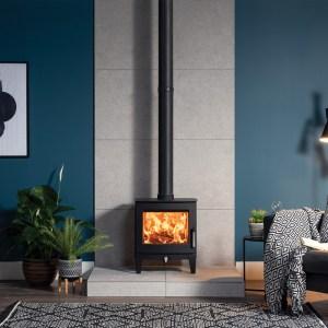 Image of Stovax Futura 5 wood and multifuel stove