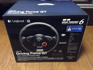 DRIVING FORCE GT 2