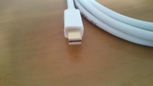 Thunderbolt - HDMI 3