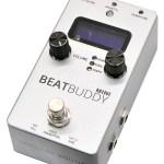 ドラムサウンドを足で操作できるエフェクター。1人で演奏するのにBeat Buddy Miniがあればかなり面白いことができそう。