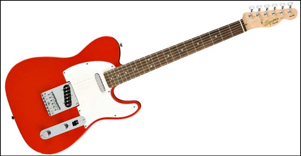 SQUIER  スクワイヤ  / Affinity Telecaster テレキャスター が安くてカッコイイ! squier affinityのギターが安くてカッコイイ!初心者にオススメのギター!!【スクワイヤ】