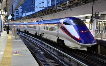 上野駅の東北・山形新幹線「つばさ」乗り場は何番線ホーム?