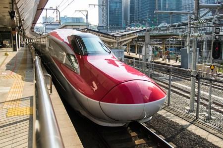 上野駅の秋田・東北新幹線「こまち」乗り場は何番線ホーム?