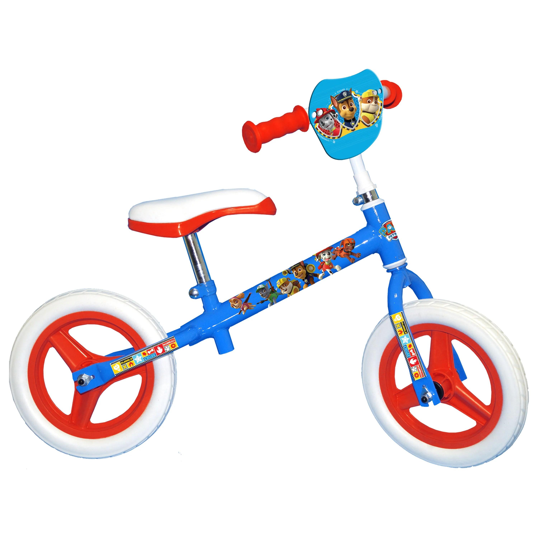 Bicicleta fara pedale Toimsa Paw Patrol – 10 inch