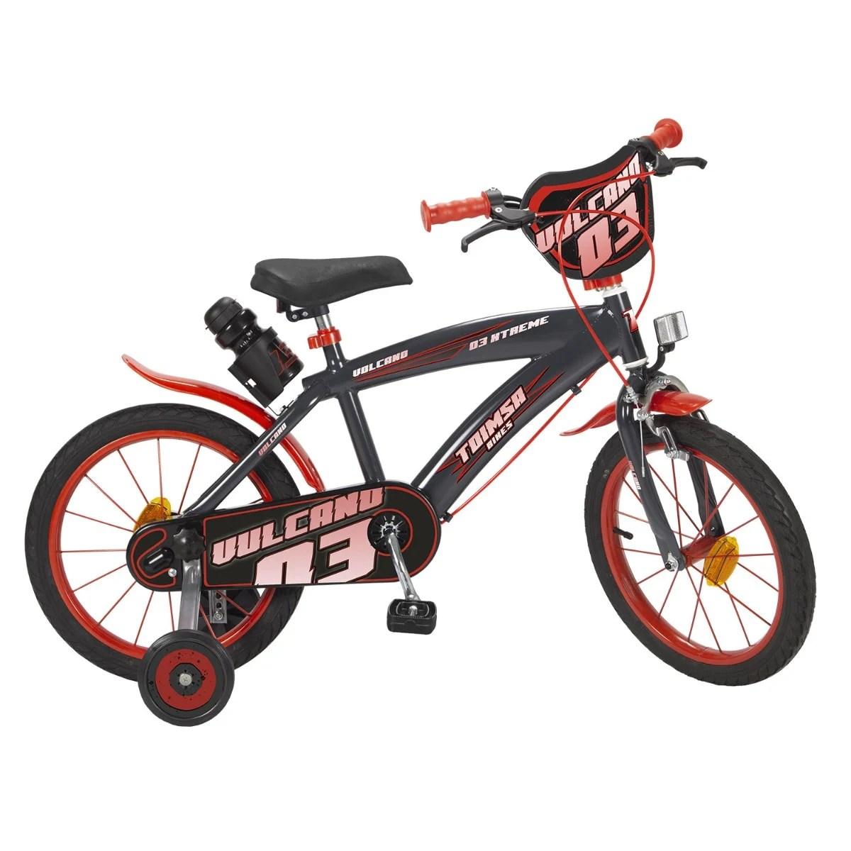 Bicicleta copii Toimsa Vulcano, 16 inch