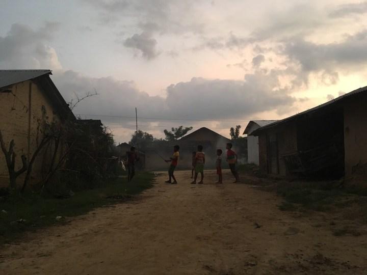 The Tharu People
