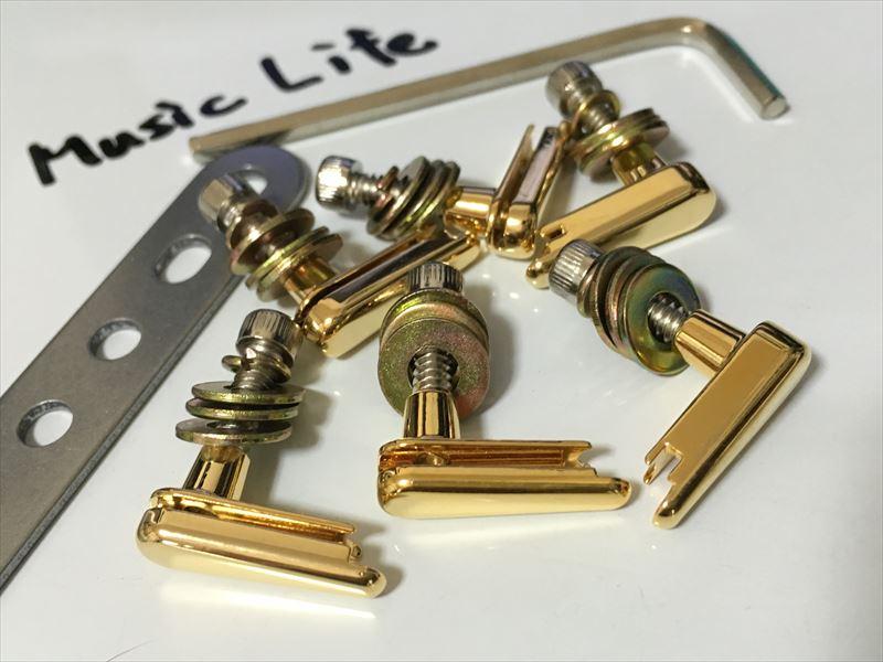 パワーピン Power Pins Gold ゴールド