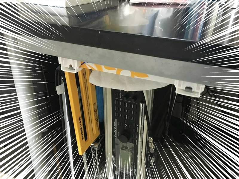 ティッシュの収納場所! ティッシュの箱をデスクの下に隠してスッキリ収納!!簡単な方法を紹介!