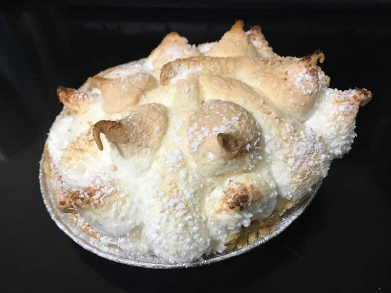 浅草 の洋菓子レモンパイ を召し上がれ