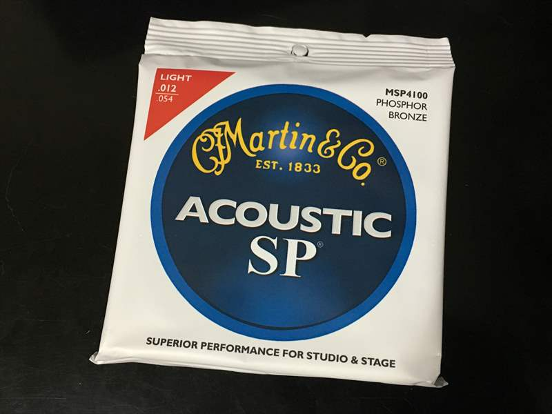 Martin MSP4100 パッケージ表 MSP4100 Martin(マーチン弦)は錆びやすい!? 真空パックで錆び・劣化対策!#アコギ #ギター