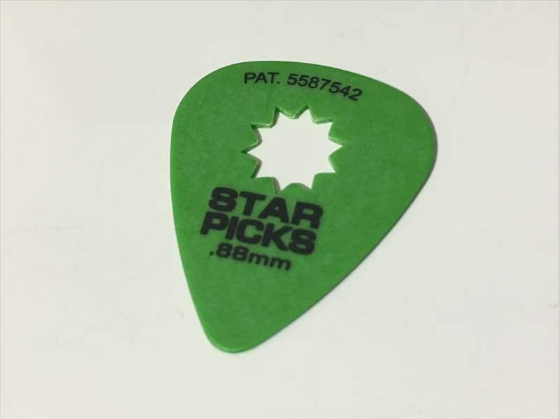 Star Picks Everly Strings スターピック エヴァリー ストリングス ティアドロップ