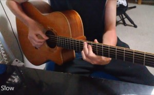 【動画】上質サボタージュ/ジルデコ acoustic ver Intro の弾き方! パーカッシブにギターで弾いてみました!
